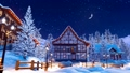 หมู่บ้าน,ฤดูหนาว,หน้าหนาว 45566614