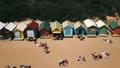 オーストラリア 観光スポット ブライトンビーチ ドローン 45579085