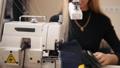 女性 布 生地の動画 45589102