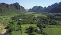 village aerial field 45668524