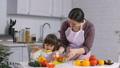 子供 食 料理の動画 45692877