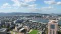 城市景觀福岡市正常速度 45788054