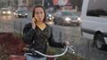 自転車 フォン 電話の動画 45841366