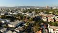 Los Angeles Aerial View Miracle Mile to Century City 45868757