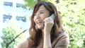 一個女人打電話 45895330