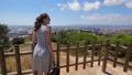 女性 観光客 観光の動画 45901363