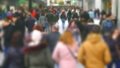 People on Calle del Carmen Street. Madrid, Spain. 45908423