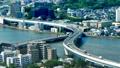 城市景觀福岡市正常速度 45981209