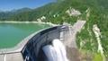 黒部ダムの放水 45984240