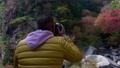 外國遊客在Shosenkyo拍攝風景照片 46016292