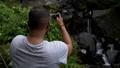 外國旅行者拍攝景觀與智能手機 46031018