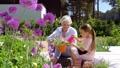หลานสาว,สวน,ทำสวน 46062130