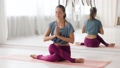 女人 女性 瑜伽 46062542