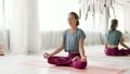 女人 女性 瑜伽 46062590