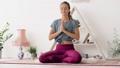 女人 女性 瑜伽 46062596