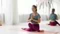 女人 女性 瑜伽 46062597