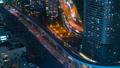 东京,交通,延时,各种交通是平行的,高速公路,铁路,大城市的喧嚣,放大 46066394