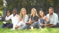 大学 キャンパス グループの動画 46076233