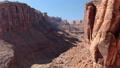 Aerial video of Grand Canyon upstream Canyons Utah 46093275