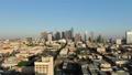 洛杉矶摩天大楼的空中图象 46093919