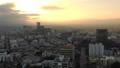 洛杉矶摩天大楼的空中图象 46093920