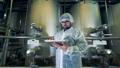 工場 産業 工業の動画 46120258