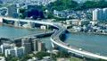 城市景觀福岡市正常速度 46132979