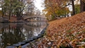 Riga Canal in Autumn time 46179177