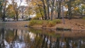 Riga Canal in Autumn time 46179179