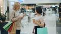 ショッピング 買い物 女性の動画 46209520