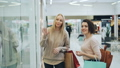 ショッピング 買い物 女性の動画 46212011