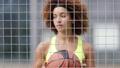 basketball, female, portrait 46309620
