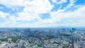 從六本木延時,東京廣闊的地平線和地平線澀谷惠比壽目黑五反田橫濱地區傾斜 46315158
