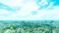 從六本木俯瞰東京和地平線的時間推移澀谷惠比壽目黑到橫濱地區卡拉格雷 46315164