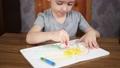 鉛筆 繪畫 顏色 46323411
