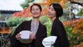 溫泉旅行父母子女母親和女兒家庭旅行形象 46330400
