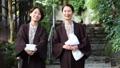 溫泉旅行父母子女母親和女兒家庭旅行形象 46331069