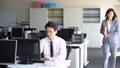 Business desk work office business image 46338156