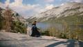 湖 ハイキング 山歩きの動画 46339503