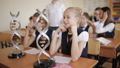 クラス 学級 授業の動画 46352594
