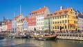 Nyhavn in Copenhagen city, Denmark 46365122