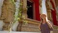 訪れる 女性 観光の動画 46396211