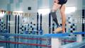熱身 游泳池 殘障 46406777