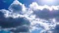 太陽と雲 46426378