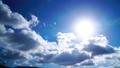 太陽と雲 46426379