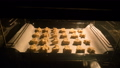 Christmas cookies in the oven 46438905