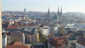 Aerial view of Halle Saale Old Town 46460208
