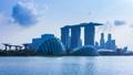 Singapore Cityscape Time Lapse 46463902