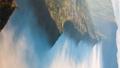 Beautiful Misty Landscape Around Hillside Village 46463905