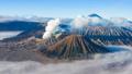 Bromo Volcano Landmark Nature Travel Of Indonesia 46464594